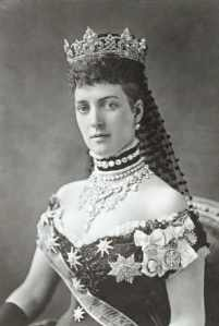Queen Alexandra the Princess of Wales