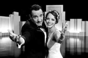 Jean Dujardin & Berenice Bejo in The Artist