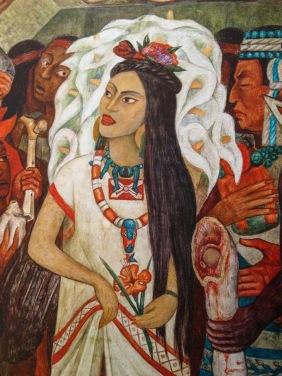 Diego Rivera Xochiquetzal